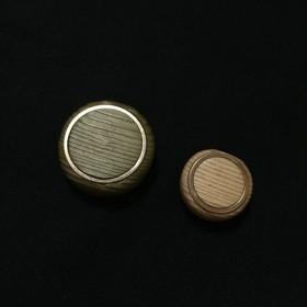 ヴィンテージボタン wopra 2piece