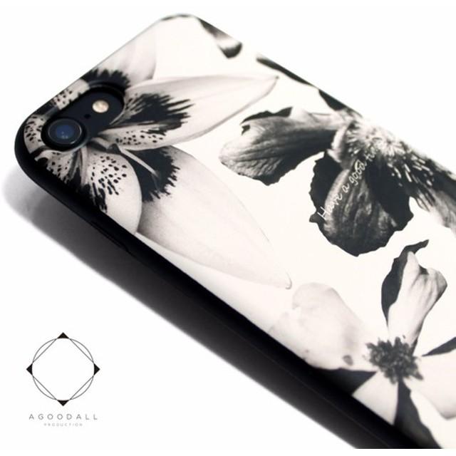 921a9ef18c iphone7ケース / iphone8ケース(4.7寸用)レザーケースカバー(花柄 ...