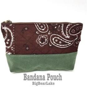 Bandana Pouch 【BBL-P601-4】