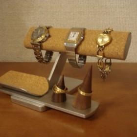 3本掛け腕時計、アクセサリーディスプレイスタンド TUモデル