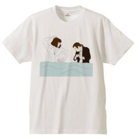 Tシャツ*パルプフィクションのダンスシーン