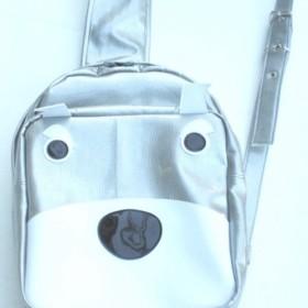 【送料無料】ボディバッグ 人気 軽量 シュナウザーの リュック