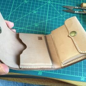 小さな小さな財布