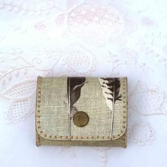 手縫いの革財布