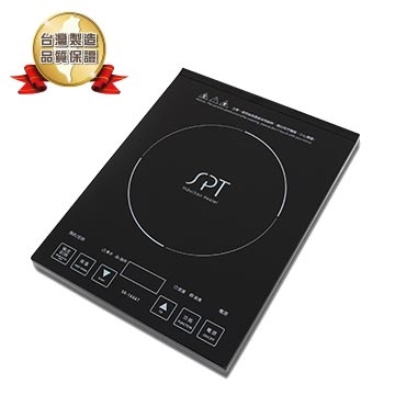 尚朋堂  黑色玻璃觸控電磁爐 SR-1666T