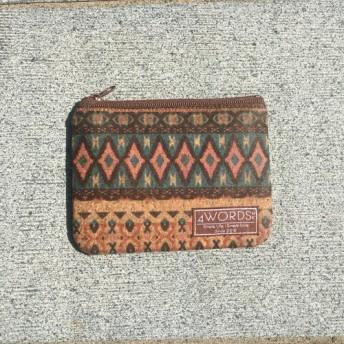 4wordshkコルクは、国家のトーテム財布