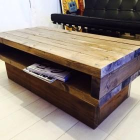 ソファテーブル900
