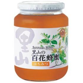 里山の百花蜂蜜【国産】