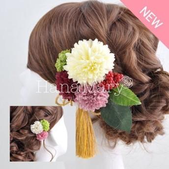 成人式 髪飾り 結婚式