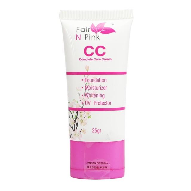 CC Cream Fair N Pink Original ( Foundation wajah ): Rp 178.600 Rp 100.000