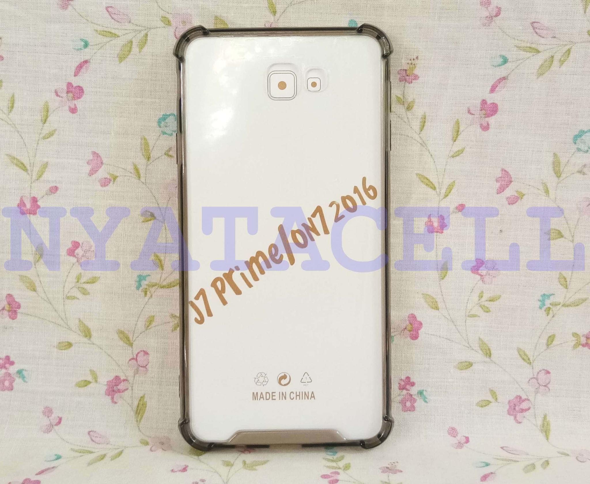 Case Anticrack Samsung J7 Prime Bening Daftar Update Harga Terbaru Peonia Transparent Acrylic Hybrid On7 Tg Fiber Galaxy Anti Crack Shock Knock
