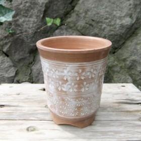 三島出植木鉢