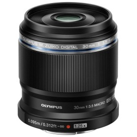 OLYMPUS ED 30mm F3.5 Macro [マクロレンズ(マイクロフォーサーズマウント)]