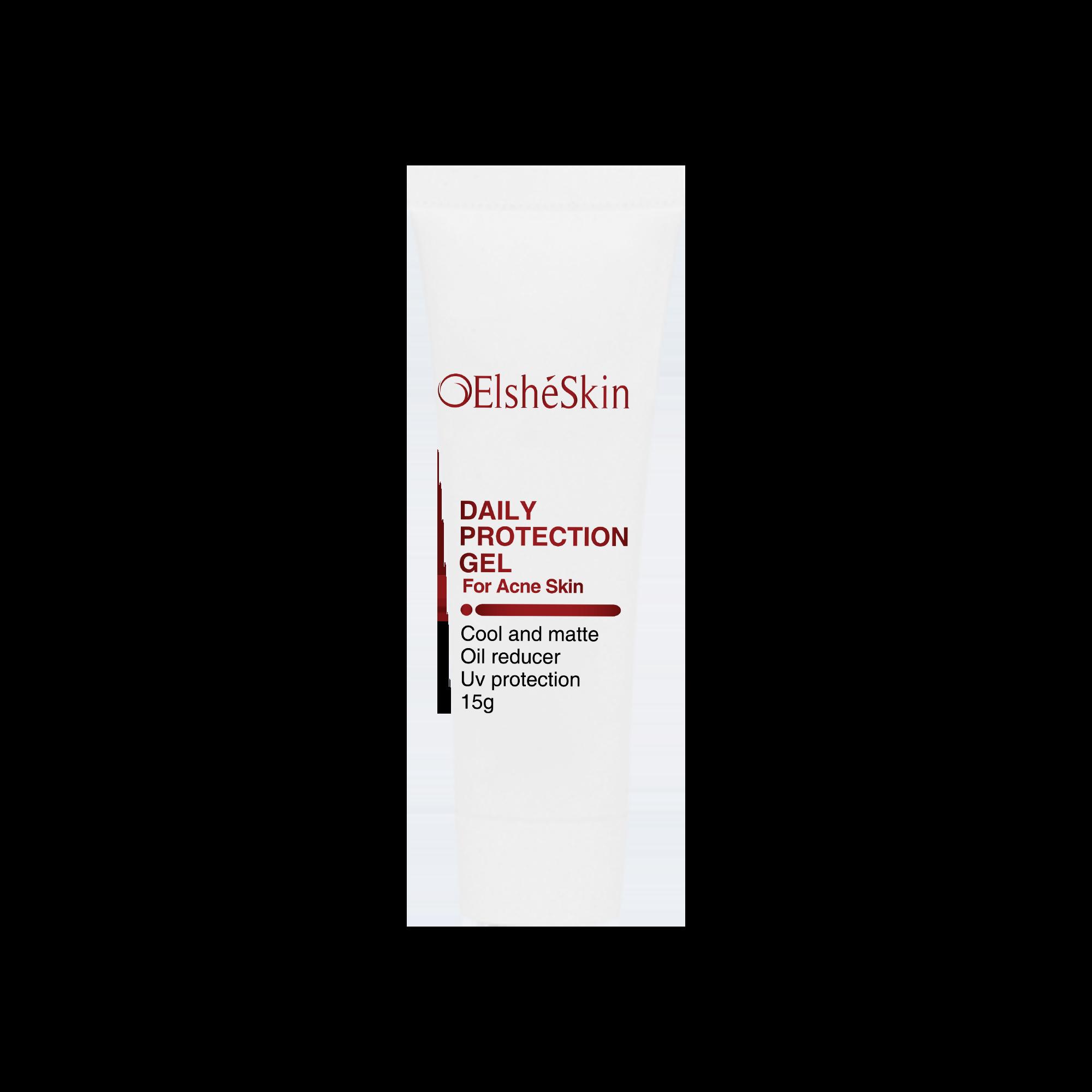 Elshskin Shop Line Elsheskin Rossana Matte Lipstick Daily Protection Gel For Acne