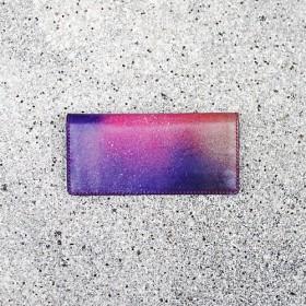 小さな宇宙の心 - 長い革のフォルダ
