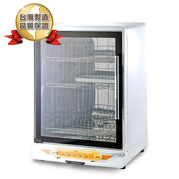 尚朋堂 三層紫外線烘碗機 SD-1566 防爆膜
