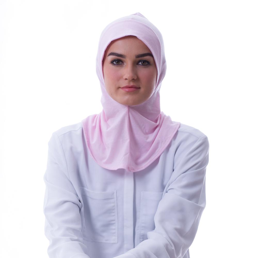 Diindri Hijab ciput Inner Antem Baby Pink
