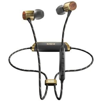 bluetooth イヤホン カナル型 UPLIFT 2 WIRELESS ブラス EM-UPLIFT2WIRELESS-BA [リモコン・マイク対応 /ワイヤレス(左右コード) /Bluetooth]