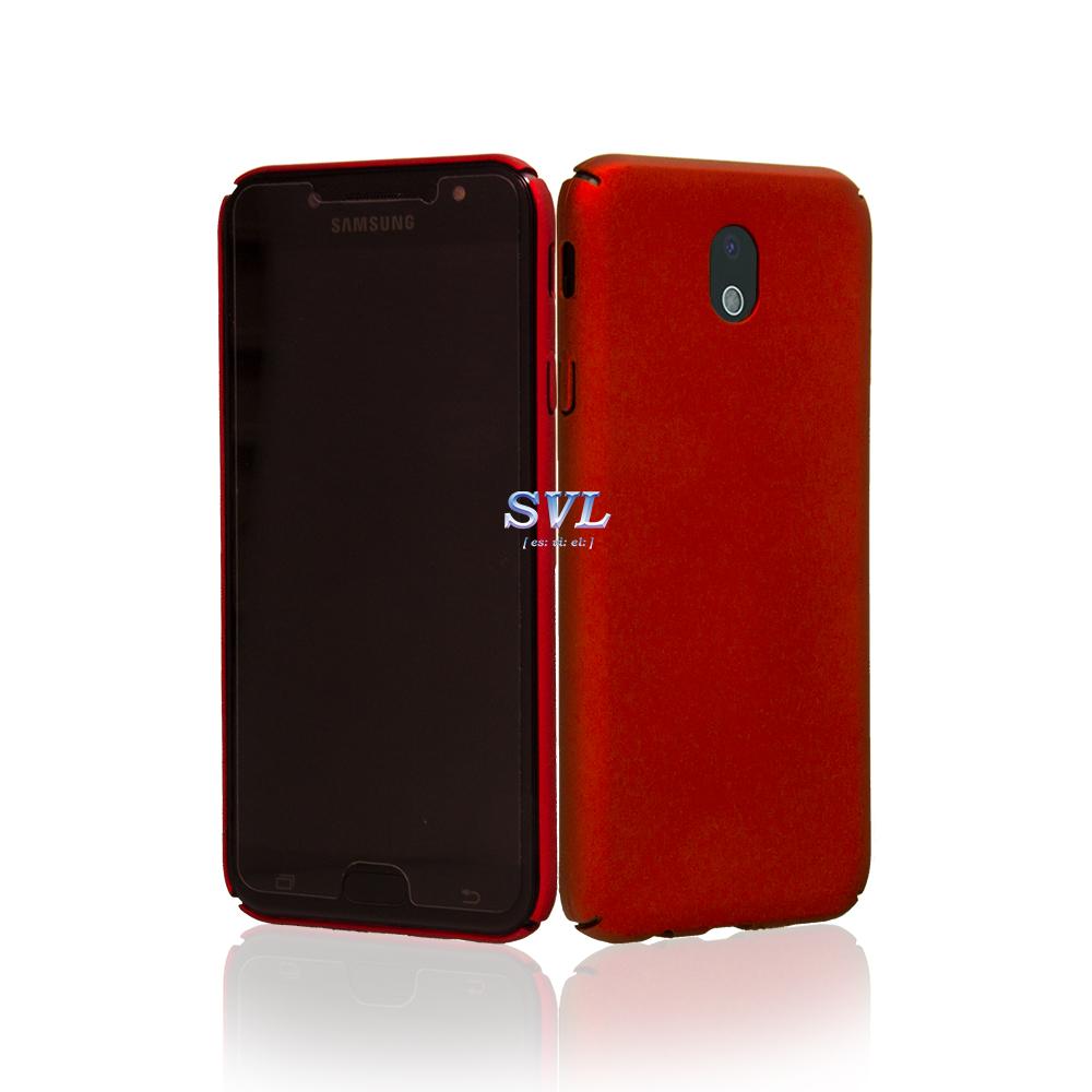 Svl Shop Line Baby Skin Ultra Thin Hard Case For Samsung S7 Edge Black J7 Pro Red