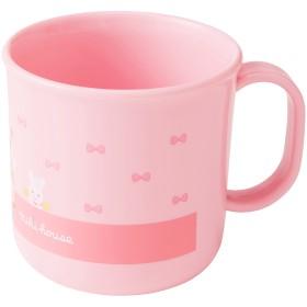 ミキハウス コップ(200ml) ピンク