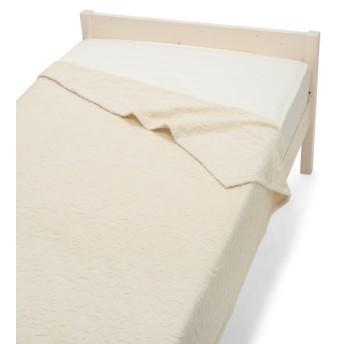 [アンテプリマ公式]ダマスコアモーレ/軽量綿毛布/アイボリー/ANTEPRIMA