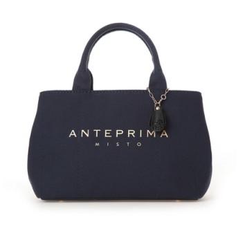 [アンテプリマ公式]ミスト/ロゴT/トート/ブルー 【販売終了商品】/ANTEPRIMA