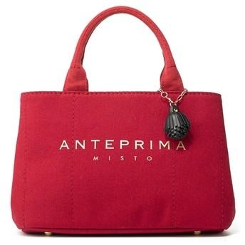 [アンテプリマ公式]ミスト/ロゴT/トート/レッド 【販売終了商品】/ANTEPRIMA