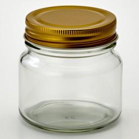 HOME COORDY ガラス保存ビン 大 225ml ホームコーディ 225ml 保存容器