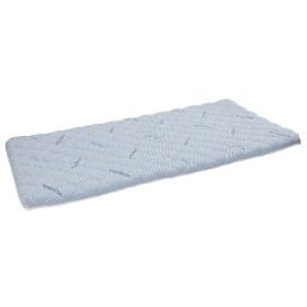 【マニフレックス】 イタリアンフトンII BL ダブル 約幅138×長さ196×厚さ7cm 敷き布団