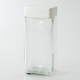 【HOME COORDY】貯蔵ポット 900mL 保存容器