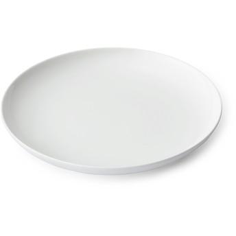 プレート ホワイト 25cm ホームコーディ 約直径25×高さ3.0cm 洋食器