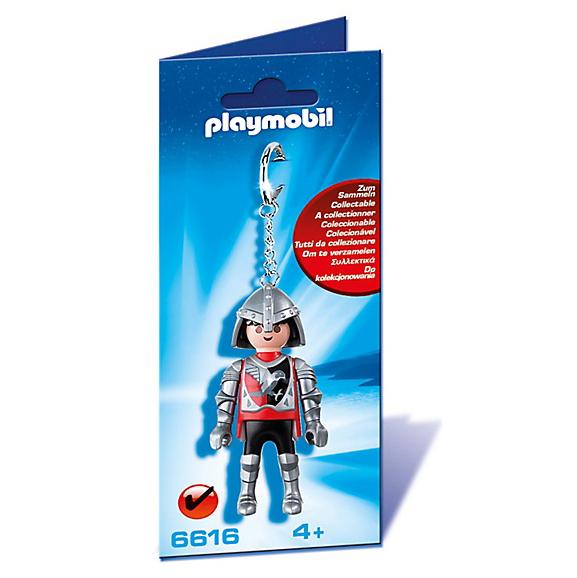 Playmobil 摩比 6616 鑰匙圈 騎士