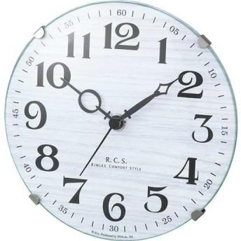 掛け置き兼用時計 パドメラミニ オールド 掛け置き兼用時計ホワイト