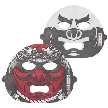 【マスク】Dスキン メン トラディショナルフェイスマスク 2種セット