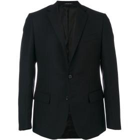 Caruso クラシック スーツジャケット - ブラック