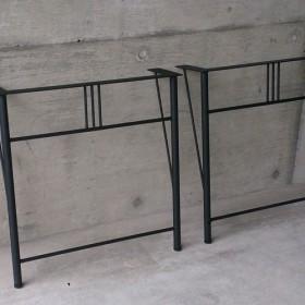 アイアン 家具デザインアイアン テーブル 鉄脚 DIY リノベーション【サイズオーダー可】