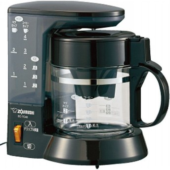 象印 浄水コーヒーメーカー(4杯用)(EC-TC40-TA)/ギフト 引き出物 出産祝い 結婚お祝い 結婚祝い 内祝い お返し ご挨拶 香典返し お礼*o-Y-18-8282-710*
