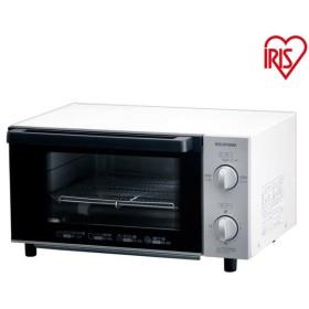 オーブントースター EOT-1203C ホワイト アイリスオーヤマ トースター オーブン グラタン トースト