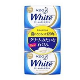 花王 【花王ホワイト】 レギュラーサイズ (85g×3個入)