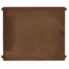 吉川国工業所:ブリックス 仕切り板ミドルL 2枚組(9014用)ブラウン 9102BR