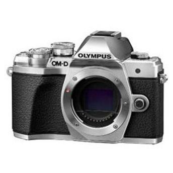 オリンパス OM-D E-M10 Mark III ボディ シルバー [マイクロフォーサーズ] ミラーレス一眼カメラ