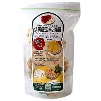尾田川農園 サクサク有機玄米と雑穀 ( 40g )/ 尾田川農園