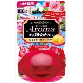 液体ブルーレットおくだけアロマ つけ替用 フローラルアロマの香り (70ML) 液体ブルーレットおくだけアロマ つけ替用 フローラルアロマの香り