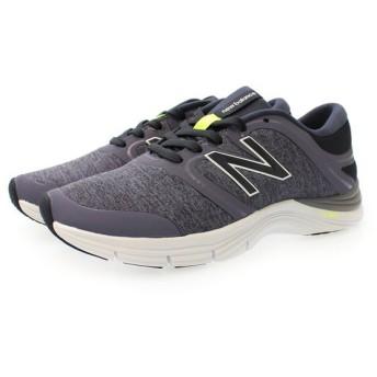 New Balance(ニューバランス) レディース ウォーキングシューズ(スニーカー) : グレイシュブルー (WX711HC2)