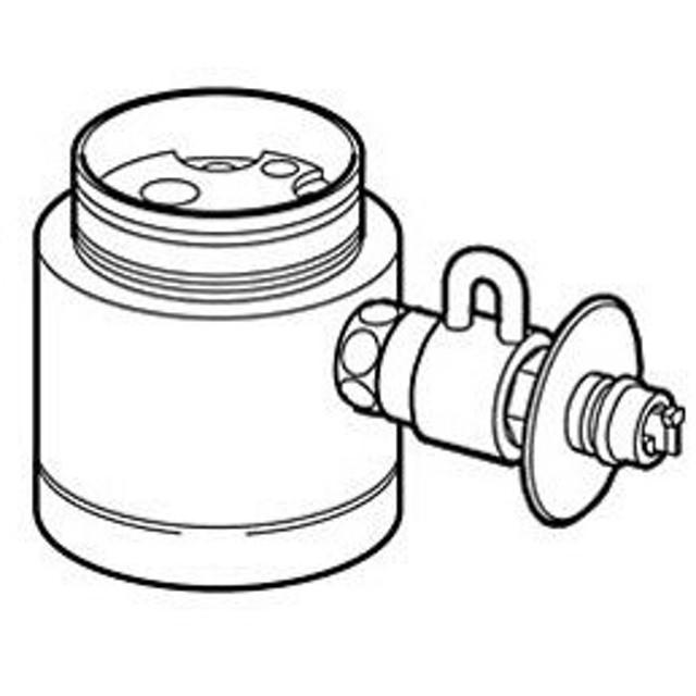 パナソニック 食器洗い乾燥機用 分岐水栓 CB-SKB6