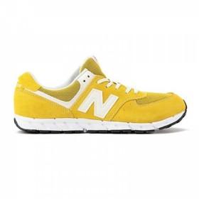(セール)New Balance(ニューバランス)シューズ カジュアル MNL574 MNL574E2 D ユニセックス YELLOW