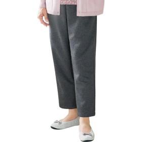 ケアファッション:カチオンゆったり楽々パンツ グレー LL (婦人用) 89209-13