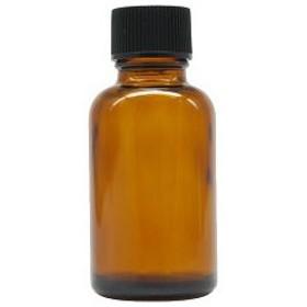 アロマアンドライフ Dシリーズ 褐色細口遮光瓶 30mL 3本セット ( 1セット )/ アロマアンドライフ