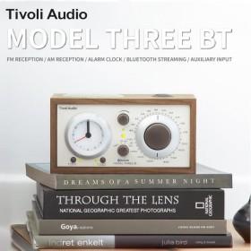 チボリオーディオ モデルスリー tivoli audio MODEL Three BT(チボリ ラジオ ブルートゥース テーブルラジオ ステレオ 時計付き)