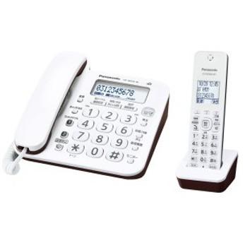 VE-GD24DL-W パナソニック デジタルコードレス電話機(子機1台付)